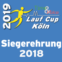 Time & Voice Lauf Cup Köln 2018